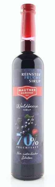 Mautner Markhof Fruchtsirup Waldbeere 70% Fruchtsaft