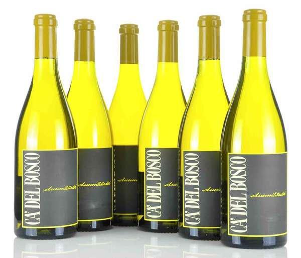 6 X Ca' del Bosco Chardonnay Curtefranca