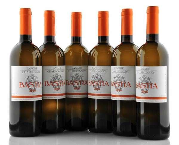 6 X Conterno Fantino Bastia Langhe Chardonnay