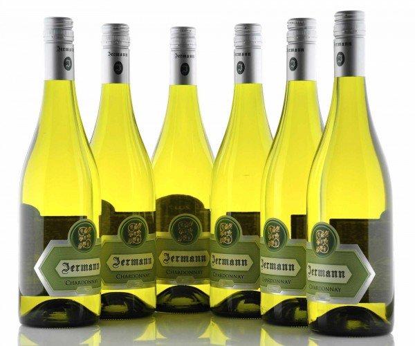 6 X Jermann Chardonnay