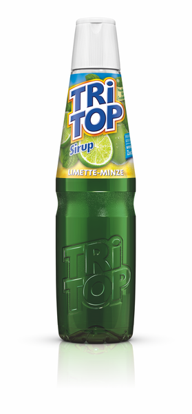 TRi TOP Sirup Limette-Minze 0,6L