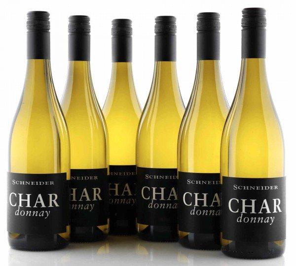 6 X Markus Schneider Chardonnay