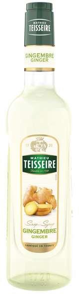 Bar Sirup Ingwer - Teisseire Special Barman - 700ml