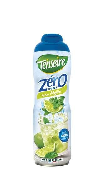 Teisseire Zero Sirup Mojito zuckerfrei 600ml