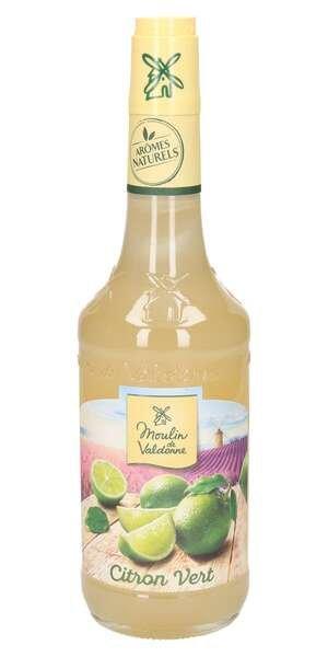Moulin de Valdonne Sirup Limette 700ml