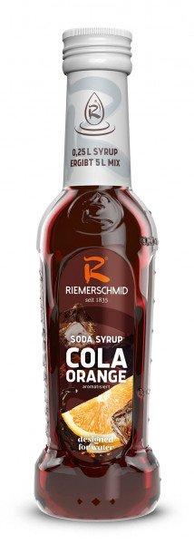 Riemerschmid Soda-Sirup Cola Orange