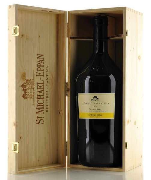 St. Michael Eppan Chardonnay Sanct Valentin Doppelmagnum 3L OHK