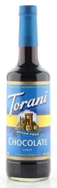Torani Sirup Schokolade zuckerfrei