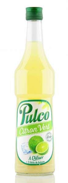 Pulco Limette (Fruchtkonzentrat) 0,7L
