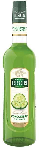 Bar Sirup Gurke - Teisseire Special Barman - 700ml