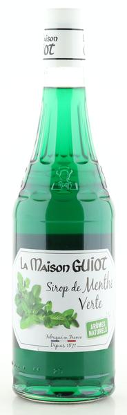 La Maison Guiot Sirup grüne Minze 700ml