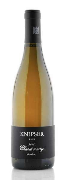 Knipser Chardonnay *** Barrique trocken 2013 0,75L