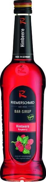 Riemerschmid Bar-Sirup Himbeere 0,7L