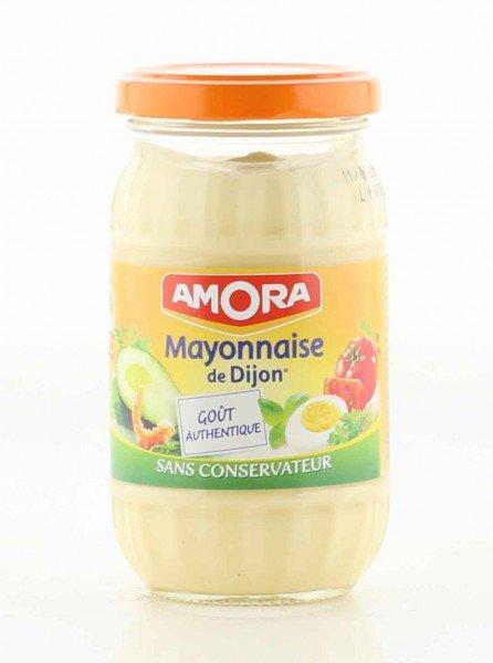 Amora Mayonnaise de Dijon 235g Glas aus Frankreich