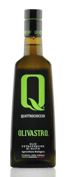 Quattrociocchi Olivastro Olivenöl extra vergine 0,5L BIO