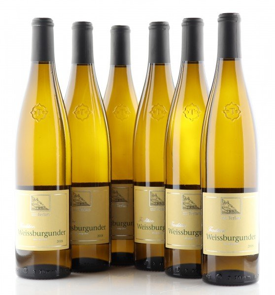 6 X Terlan Weissburgunder / Pinot Bianco