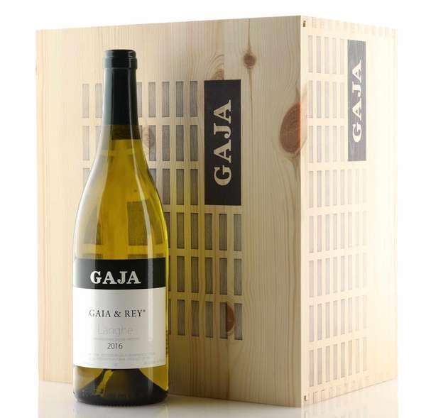 6 X Angelo Gaja Gaia & Rey Chardonnay Langhe