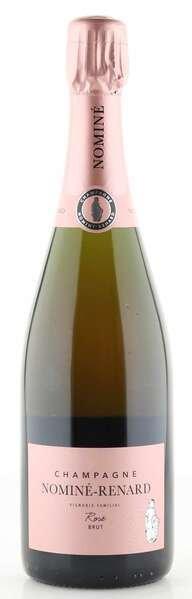 Nominé Renard Champagner Rose Brut