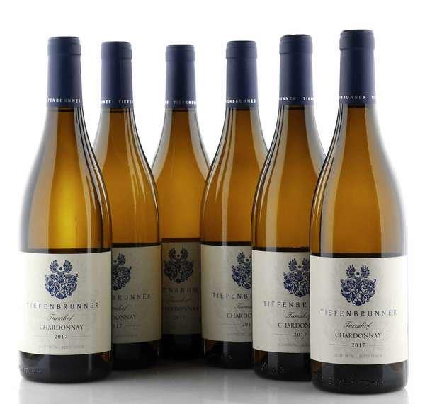 6 X Tiefenbrunner Turmhof Chardonnay
