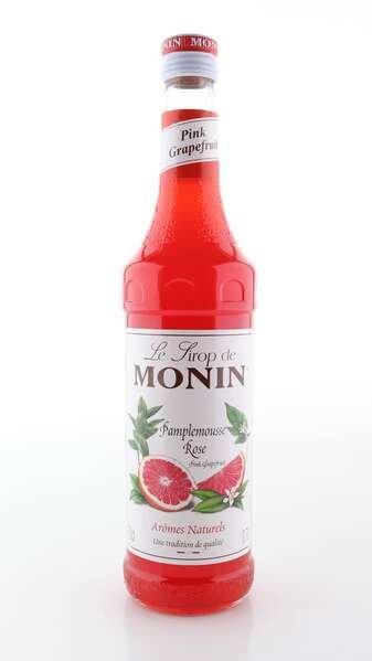 Monin Sirup Pink Grapefruit