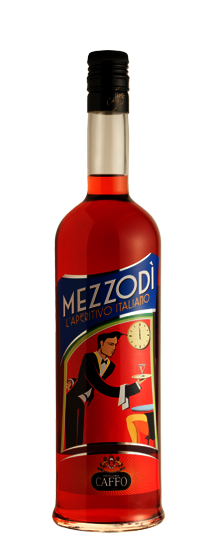 CAFFO Mezzodi Liquore Aperitivo 1 Liter