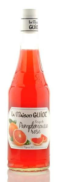 La Maison Guiot Sirup rosa Grapefruit 700ml
