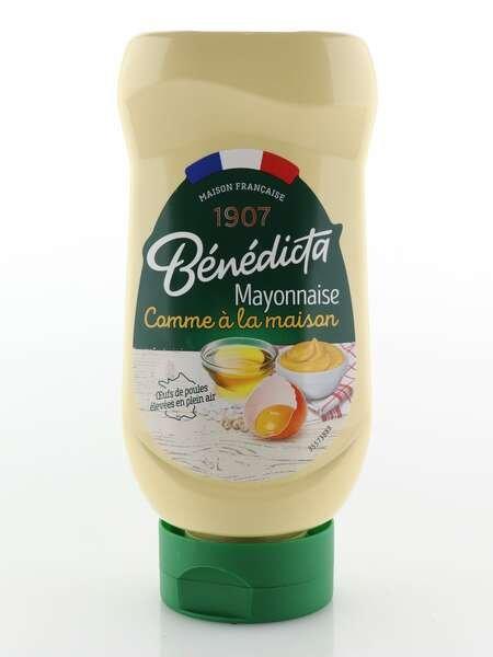 "Benedicta Mayonnaise ""comme a la Maison"" 390g Standtube"