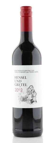 Hensel und Gretel Rotwein 2017 0,75L