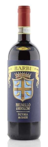 Fattoria dei Barbi Brunello di Montalcino 2013 DOCG 0,75L