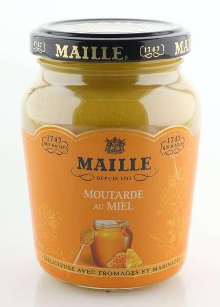 Maille Senf mit Honig 230gr. Glas