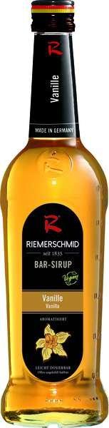 Riemerschmid Bar-Sirup Vanille 0,7L
