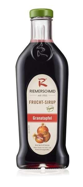 Riemerschmid Frucht-Sirup Grenadine (Granatapfel) 0,5L