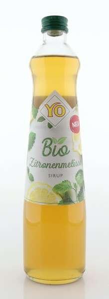 YO BIO Sirup Zitronenmelisse