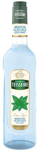 Bar Sirup Eis Minze - Teisseire Special Barman - 700ml