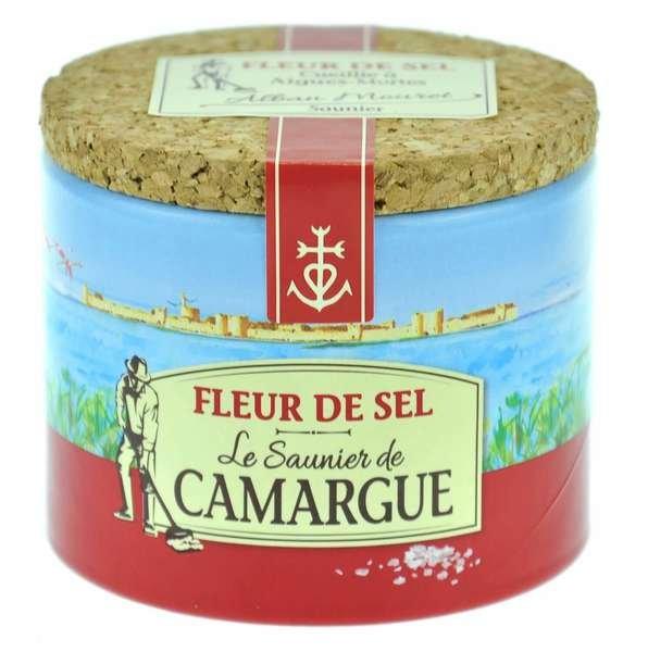 Fleur de Sel (Meersalz) le Saunier de Camargue - 125g