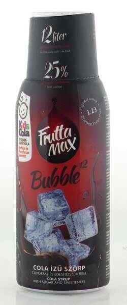 Frutta Max Bubble Cola Sirup