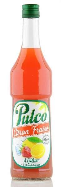 Pulco Zitrone-Erdbeere (Fruchtkonzentrat) 0,7L