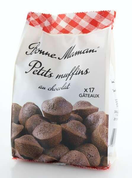 Bonne Maman kleine Schokoladenmuffins 235gr.