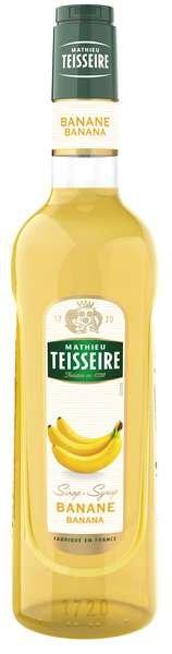 Bar Sirup Banane - Teisseire Special Barman - 700ml