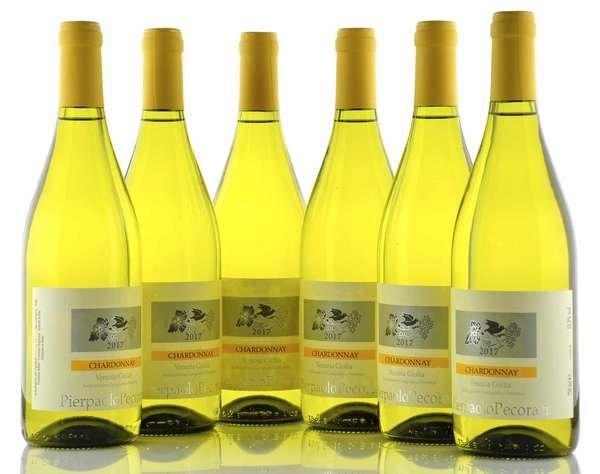 6 X Pierpaolo Pecorari Chardonnay