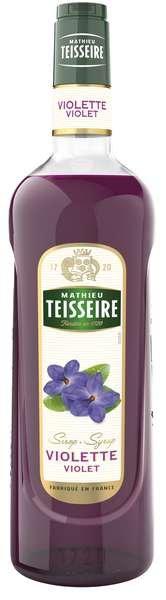 Bar Sirup Veilchen - Violette - Teisseire Special Barman - 1L