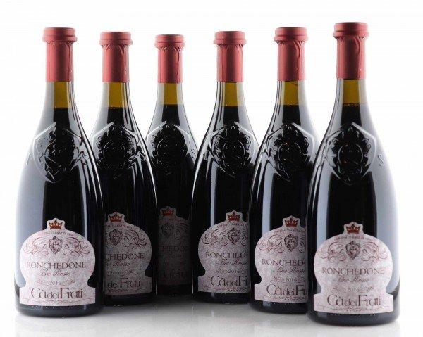 6 X Cà dei Frati - Ronchedone Vino Rosso