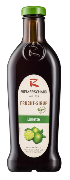 Riemerschmid Frucht-Sirup Limette 0,5L