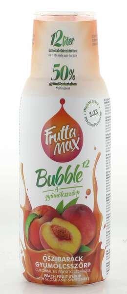 Frutta Max Bubble Pfirsich Sirup