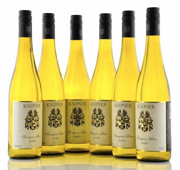 6 X Knipser Sauvignon Blanc trocken