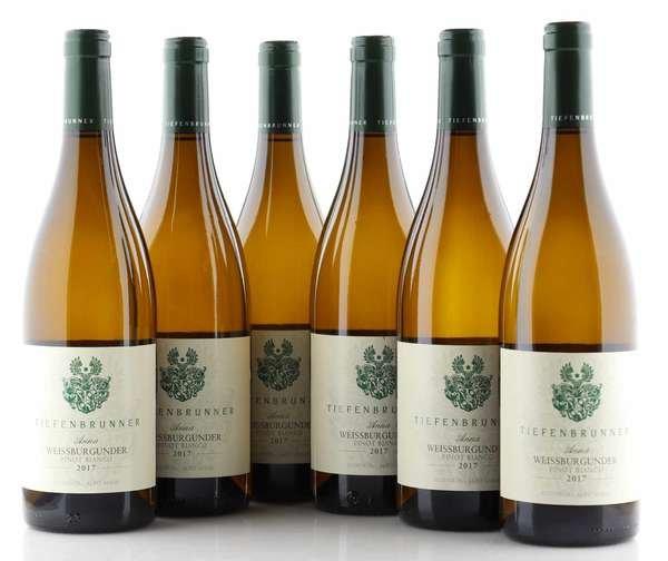 6 X Tiefenbrunner Anna Weissburgunder Pinot Bianco