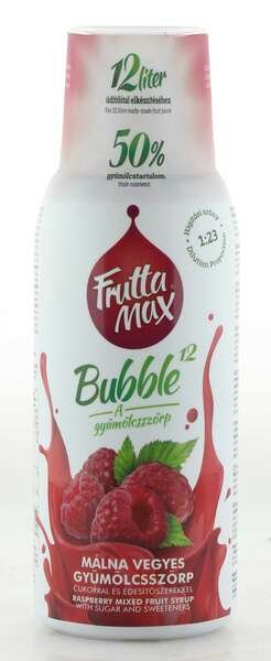 Frutta Max Bubble Himbeer Sirup