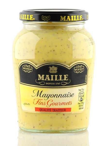 Maille feine Gourmet Mayonnaise im 320gr. Glas