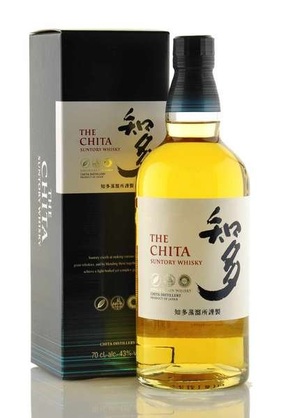 The Chita Suntory Japanese Whisky 0,7L