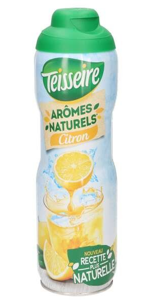 Teisseire Sirup Zitrone Aromes Naturels 600ml